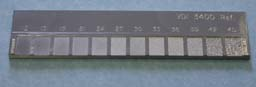 Item 013: EDM finish scale to VDI 3400
