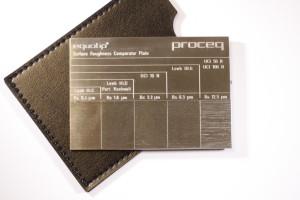 Proseq Hardness testing